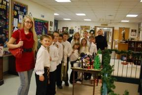 3-4 klases, 2011 m. gruodis